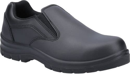 Amblers Safety AS716C Ladies Safety Shoes Black